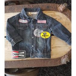 blouson jeans 1 an