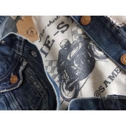 blouson jeans 2 ans