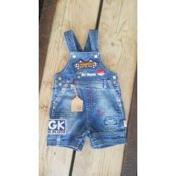 Jumpsuit short 6 month