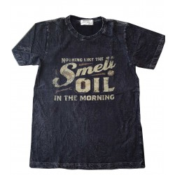 SMELL OIL