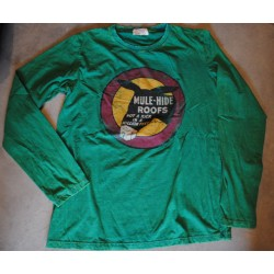 tee shirt size XL long sleeves