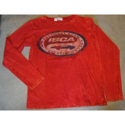 tee shirt size S long sleeves