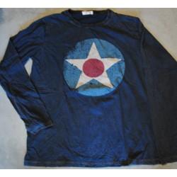 tee shirt taille XL manche longue